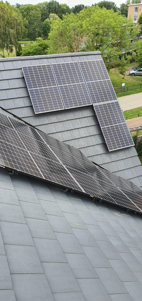 Zonnepanelen installatie Hengelo